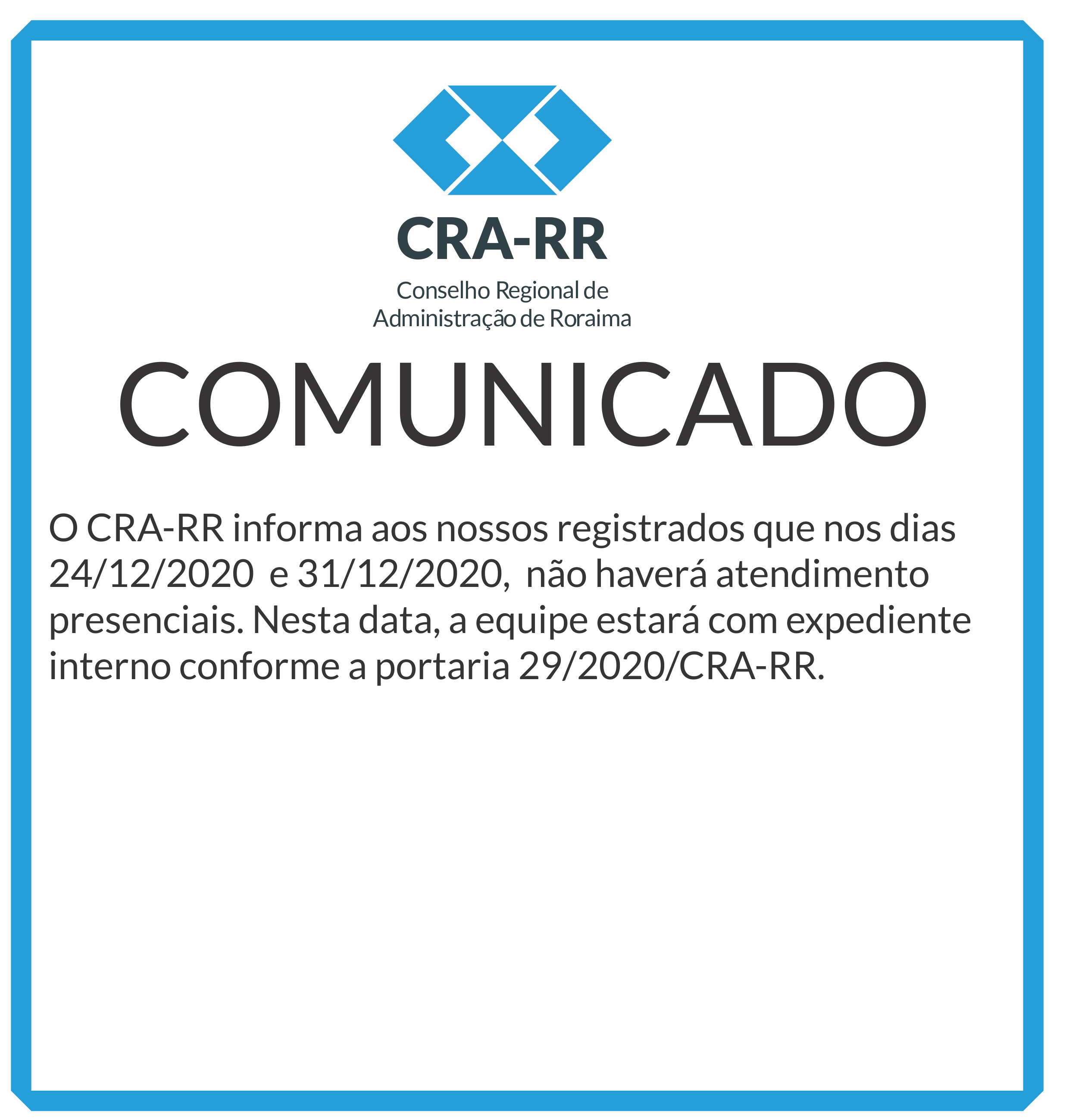 Comunicado Expediente Interno
