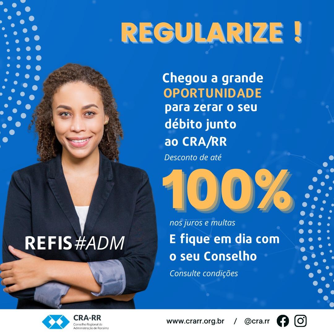 Programa de recuperação de créditos do Sistema CFA/CRAS.